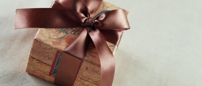 Лучше подарка, чем деликатеса - не придумаешь